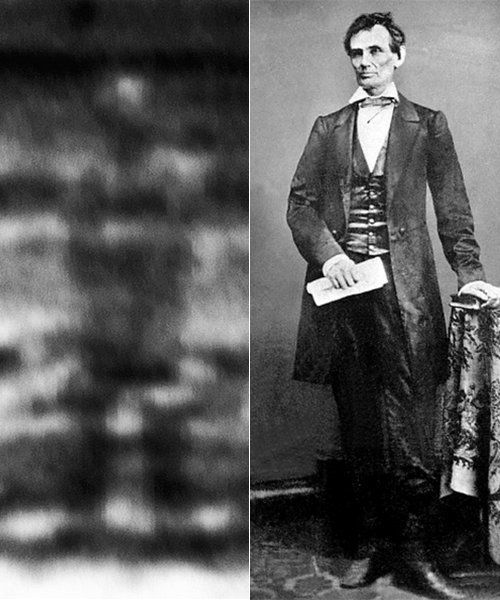 abraham lincoln ghost caught on tape. abraham lincoln ghost caught on tape f